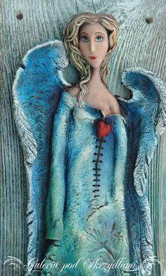 Galeria pod Skrzydłami: Anioł Wiosenny