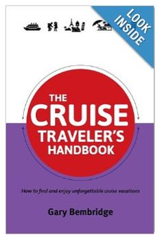 The Cruise Traveler's Handbook provides inspiration, advice and tips on how to explore the world from the water, including ocean, river and canal cruising. It will help you find and have unforgettable cruise vacations. It covers why and when you should cruise, planning your cruise, making the most of your time on board and how to be a responsible and safe cruiser. http://www.amazon.com/gp/product/1927557046?ie=UTF8&camp=1789&creativeASIN=1927557046&linkCode=xm2&tag=fullflightpress-20