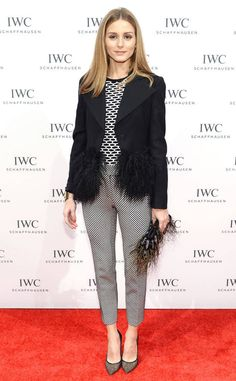 Pile on the Patterns: Olivia Palermo's Best Looks