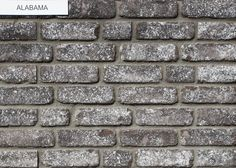 Retro bricks ALABAMA
