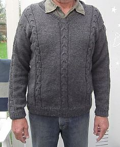Pullover - free pattern