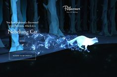 Nebelung Cat Pottermore Patronus