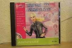 """sparen25.dePC-Spiel """"Geheimagentin Barbie"""", Barbie, Sammler, Mädchen, Computersparen25.info , sparen25.com"""