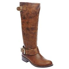 STEVE MADDEN Suspekt Tall Leather Boots and other apparel, accessories and trends. Browse and shop 4 related looks.