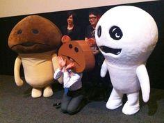 7/3(火)から、キリンビバレッジ × ローソン おさわり探偵なめこ 栽培キット キャンペーンがはじまります(^^)発表会の写真を見せてもらいました!なめこさんもかわいいけど、マサルさんもかわいいっ!キャンペーン楽しみです(^^)/ http://lwp.jp/nsk/campaign/static/nsk/