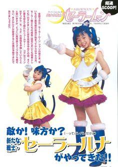 Human Sailor Luna, Live Action Sailor Moon