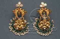 Jhumka | Tibarumal Jewels | Jewellers of Gems, Pearls, Diamonds, and Precious Stones
