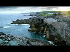 Secret Place - Newfoundland and Labrador Tourism Ad  Featuring all the hidden beauty of our rugged cliffs, rolling waves, rocky shorelines and the secrets you can find there...okay, okay...so I love this one too!!