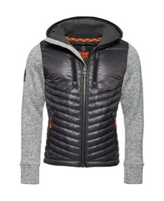 Superdry Storm Hybrid Zip Hoodie - Light Past Hoodie Outfit Casual, Casual Outfits, Outfit Jeans, Mens Sweatshirts, Hoodies, Superdry Mens, Unisex Baby Clothes, Jean Outfits, Zip Hoodie