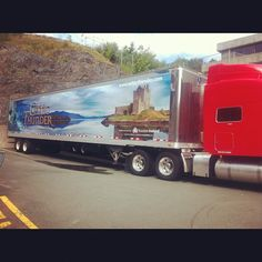 I love the 2012 Tour Truck - Photo by emmetcahill • Instagram