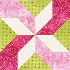 Making a Bow Tie Quilt Block Is Easy With This Free Pattern | Free ... : parallelogram quilt pattern - Adamdwight.com