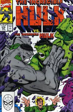 Hulk, by Peter David and Dale Keown. Best of the best. Grey Hulk VS Green Hulk