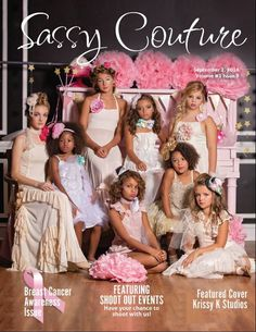 Sassy Couture Magazine September 2016