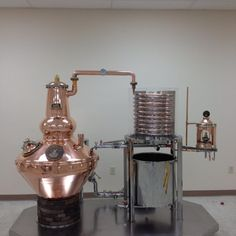 Batch Distillation Systems – Vendome Copper & Brass Works INC Home Distilling, Distilling Alcohol, Whiskey Distillery, Whisky, Brewery, Beer Brewing, Home Brewing, Brew Haha, Whiskey Still