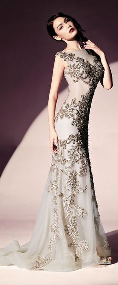 Bridesmaid Dress ~ Wedding On Robertson Blvd. / Dany Tabet
