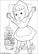 9 brilliant Little Red Riding Hood colouring pages for boys. These 9 Little Red Riding Hood colouring pages can help your boys calm down and have fun on a rainy day Pattern Coloring Pages, Coloring Pages For Boys, Online Coloring Pages, Coloring Book Pages, Printable Coloring Pages, Coloring Sheets, Little Red Ridding Hood, Red Riding Hood, Bricolage Facile