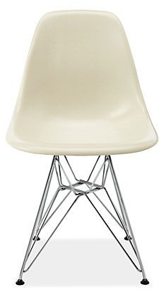 Eames® Molded Fiberglass Chair with Wire Base - Chairs - Dining - Room & Board