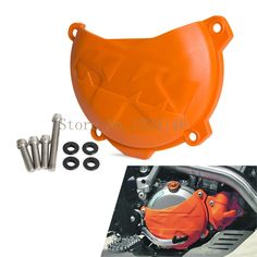 Clutch Cover Protection Cover For KTM 250 SX-F 250 XC-F 350 XC-F 2013 2014 2015