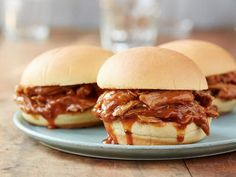 Slow-Cooker Georgia Pulled Pork Barbecue