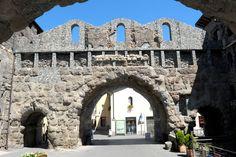 Aosta porta pretoria