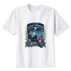 Cowboy Bebop Art Nouveau Space Cowboy Shirt