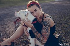 Dogs Ink: Tattoo and Dog Photography from Ty Foster