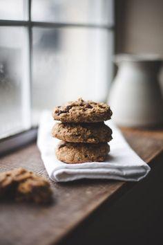 Banana Bread Breakfast Cookies- The Simple Green
