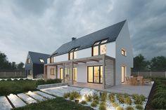 Small House near Wrocław on Behance