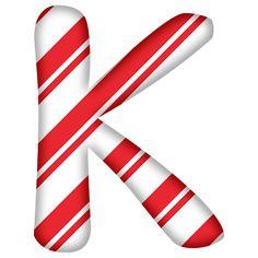 RED & WHITE K