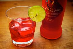 Friday Happy Hour: Partying with Angostura Caribbean Club Sorrel #Rum #Punch | #Trinidad