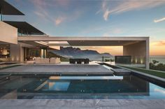 The stylish OVD 919 Project from SAOTA looks like a dream home