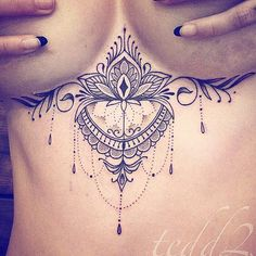 Lace Tattoos: You Have Never Been So Sexy Before - Instaloverz Elegant Tattoos, Sexy Tattoos, Body Art Tattoos, Girl Tattoos, Tattoos For Women, Sleeve Tattoos, Tattos, Lace Tattoo Design, Tattoo Designs
