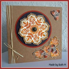 Card for Chris at Little Acorns by FubsyRuth - Cards and Paper Crafts at Splitcoaststampers