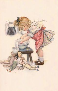 Susan Beatice Pearse (1878-1908) British illustrator