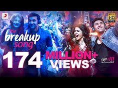 The Breakup Song - Ae Dil Hai Mushkil |  Latest Official Song 2016 | Pritam | Arijit I Badshah - YouTube