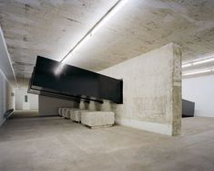 Sammlung Boros – Collection and Residence by Realarchitektur  Conversion and extension of an Air raid Bunker in Berlin for the Collection of contemporary art and living spaces for the art collector Christian Boros and his family