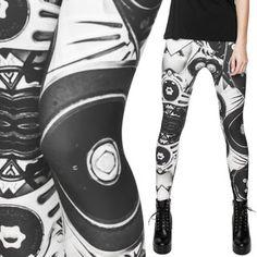 Fashion4Nation: Engine Sexy Womens Leggings Jeggings Womens Skinny...