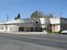 possibly an old dealership in Gridley CA