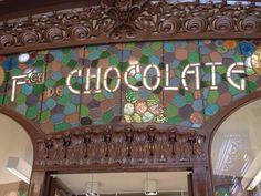 antigua fabrica de chocolates - Buscar con Google