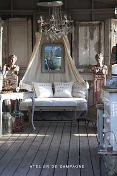 French shabby chic decor