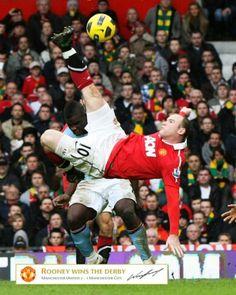 One of Rooney s best shots