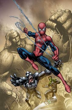 (Spiderman 3 DVD book) By: ÅWESOMENESS!™ I grouped the aforementioned questions concerning the pencil drawing that … Comics Spiderman, Black Spiderman, Marvel Comics Art, Marvel Heroes, Marvel Avengers, Venom Spiderman 3, Ms Marvel, Captain Marvel, Batman