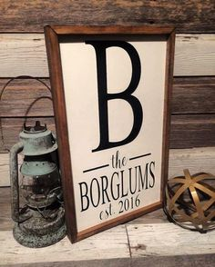 Hey, I found this really awesome Etsy listing at https://www.etsy.com/listing/460506550/farmhouse-framed-style-last-name-sign