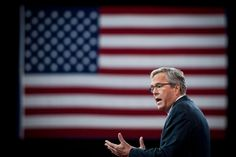"Three months into what allies once called a ""shock and awe"" drive to dominate the Republican presidential field, Jeb Bush's early campaigning looks like the juggernaut that wasn't."