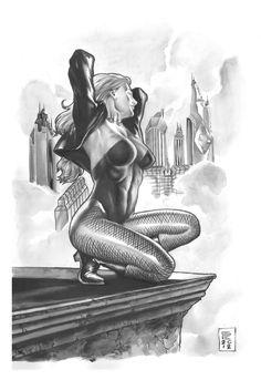 Black Canary by Gene Espy