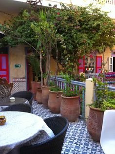 Caravane Cafe by Coco-morocco.com
