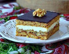 Orechovec Sweet And Salty, Desert Recipes, Nutella, Sweet Recipes, Tiramisu, Cheesecake, Deserts, Food And Drink, Gluten Free
