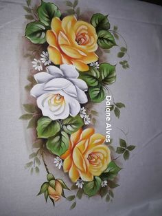 Altenew, Fabric Painting, Stencils, Floral Wreath, Rose, Flowers, Projects, Lotus, Printables