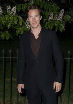 Benedict Cumberbatch - Serpentine Gallery Summer Exhibition