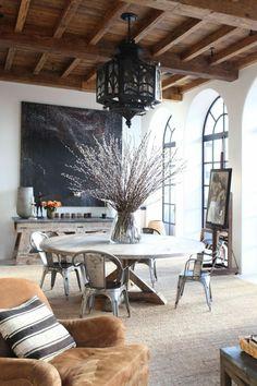 klassische steinwand im innendesign trends fuers esszimmer, 47 best esszimmer - esstisch mit stühlen - esstisch - speisezimmer, Innenarchitektur